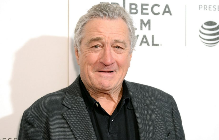 """Robert de Niro says rise of CGI means career could be """"extended another 30 years"""""""