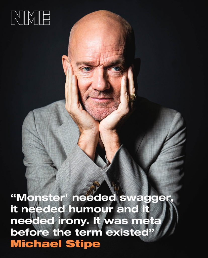 R.E.M. talk to NME about 25 years of 'Monster'