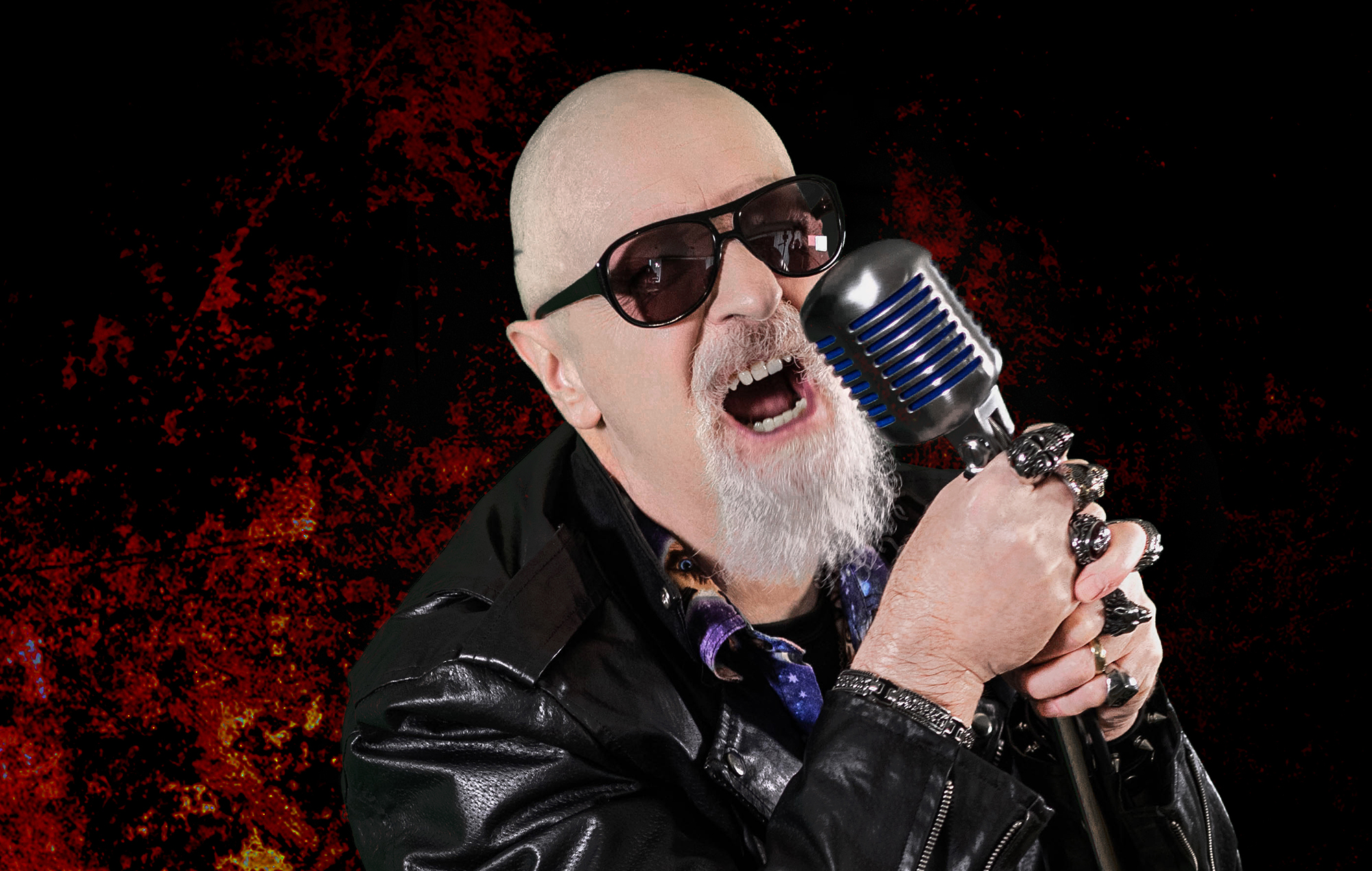 Judas Priest's Rob Halford: 'The metal community has always been inclusive, yet we've been kicked around like a football over the years'