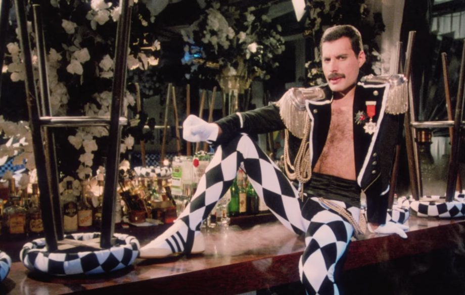 Here's a brand new version of Freddie Mercury's infamously banned 'Living On My Own' video – watch