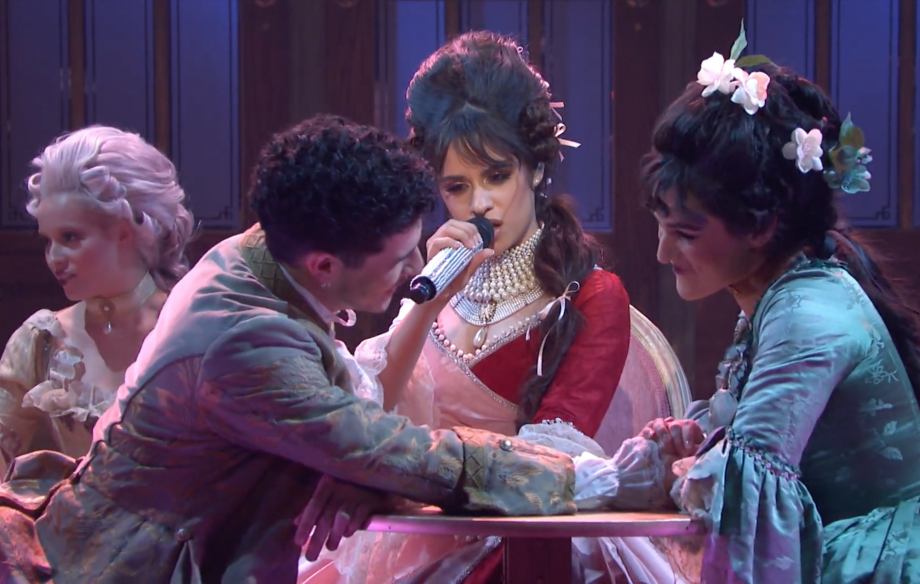 Watch Camila Cabello bring 'Cry To Me' and 'Easy to 'Saturday Night Live'