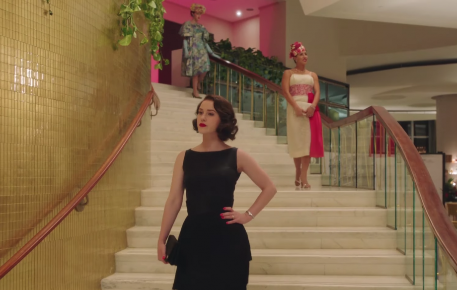 'Gilmore Girls' star Liza Weil pops up in the new season 3 trailer for 'The Marvelous Mrs. Maisel' – watch