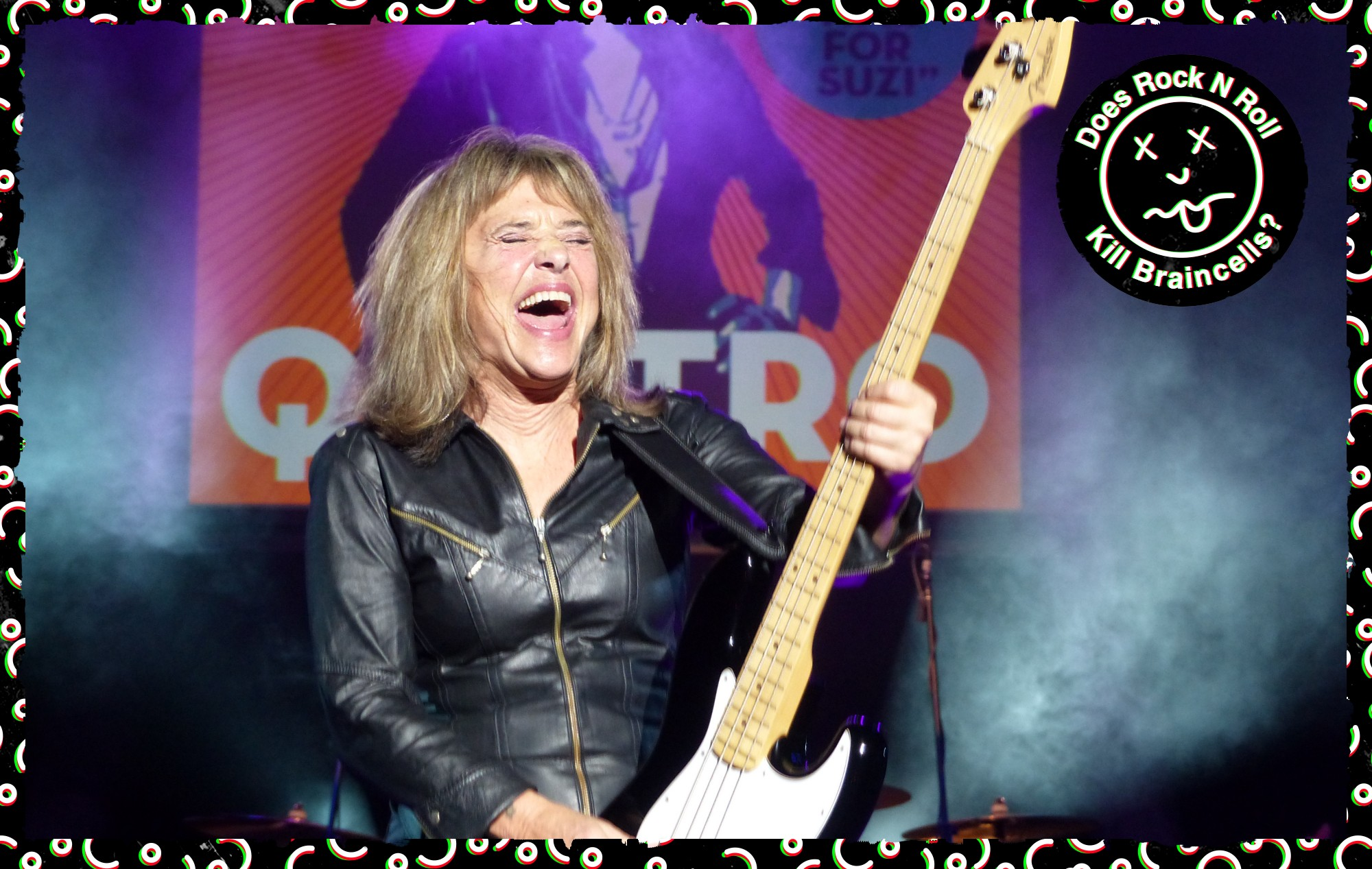 Does Rock 'N' Roll Kill Braincells?! – Suzi Quatro