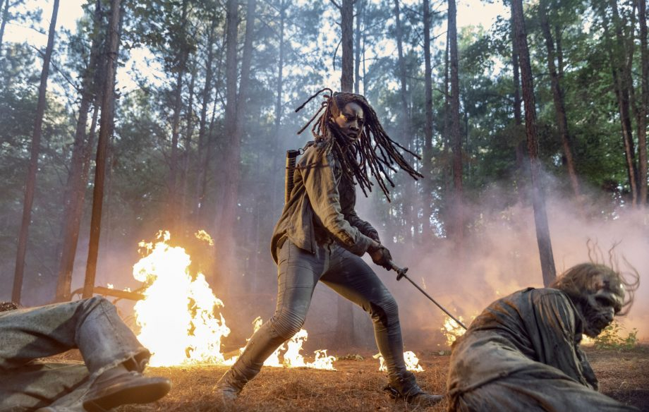 Season 10 premiere sees 'The Walking Dead' drop to all-time ratings low