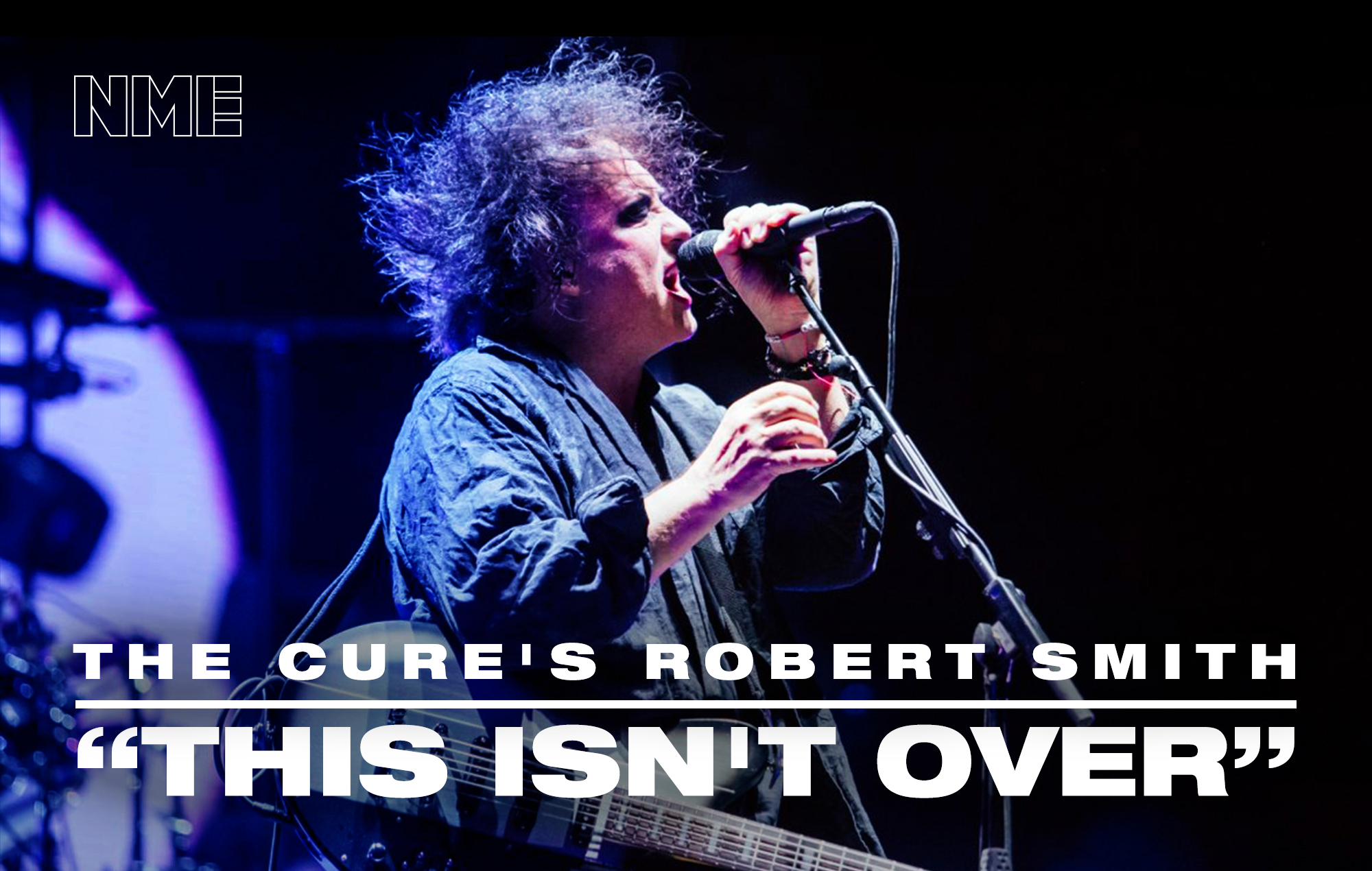 """There are so many misconceptions about The Cure"": an exclusive interview with Robert Smith"