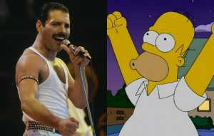 The Simpsons, Queen
