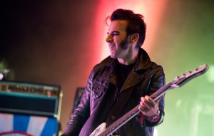 Simon Gallup of The Cure