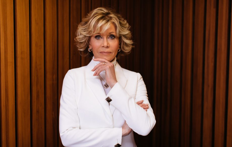 Jane Fonda arrested for taking part in climate protest outside US Capitol