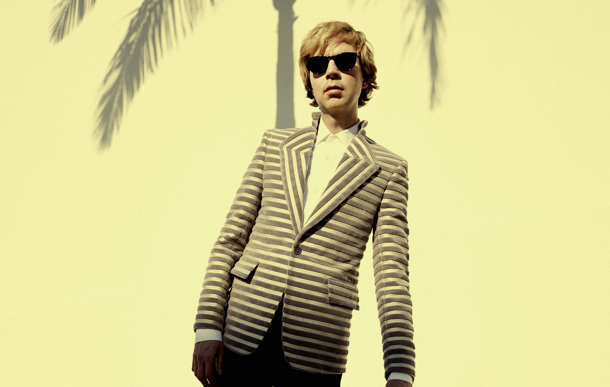 "Beck tells us about his new album, 'Hyperspace', working with ""master minimalist"" Pharrell and more"