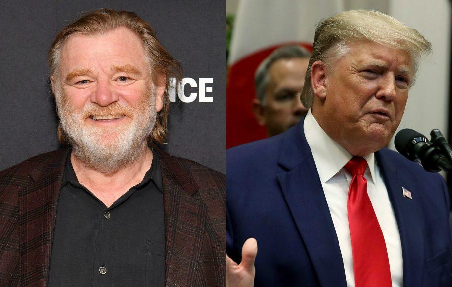 Brendan Gleeson to play Donald Trump in TV mini-series