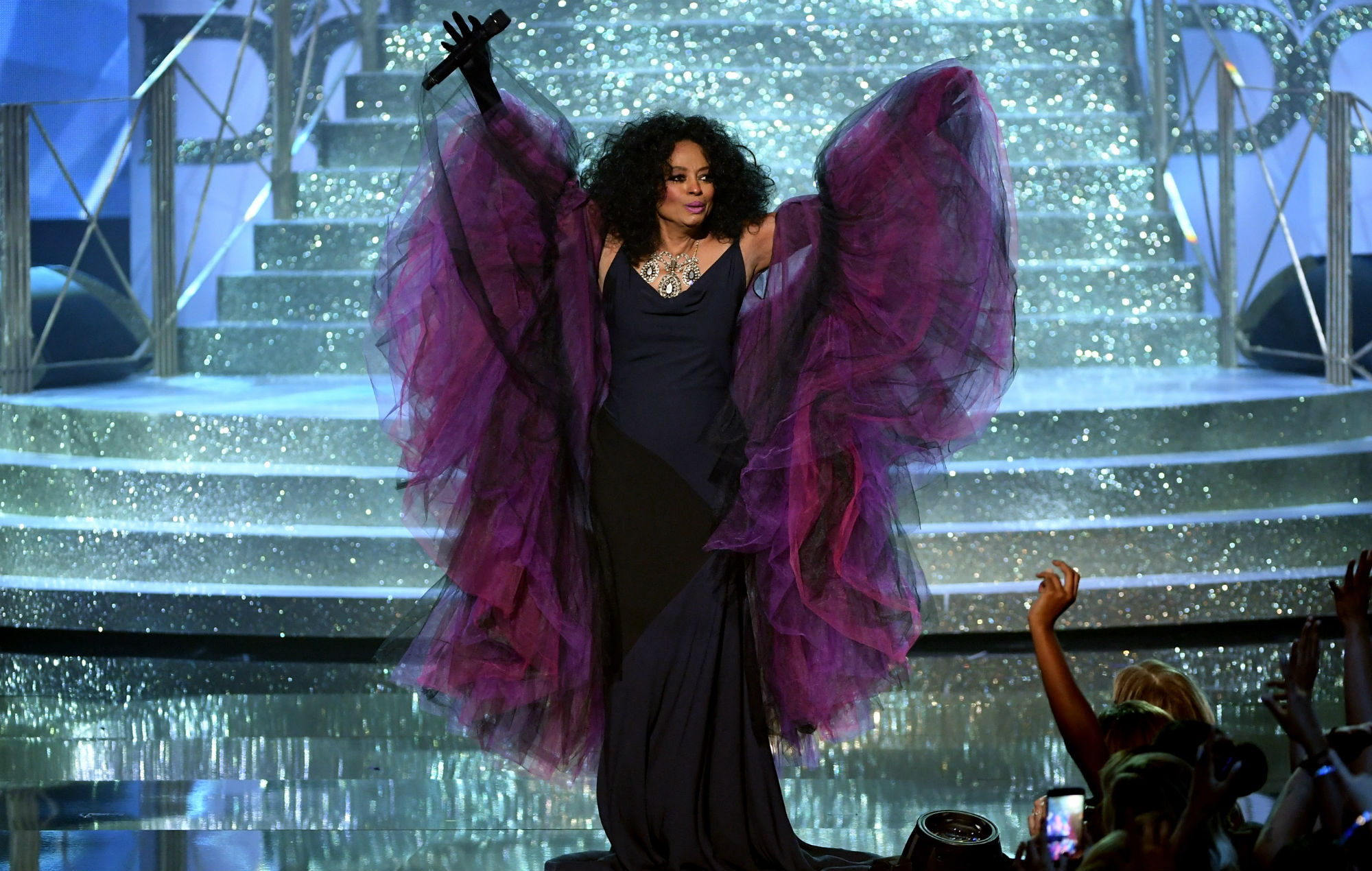 Diana Ross confirmed for the legends slot at Glastonbury 2020