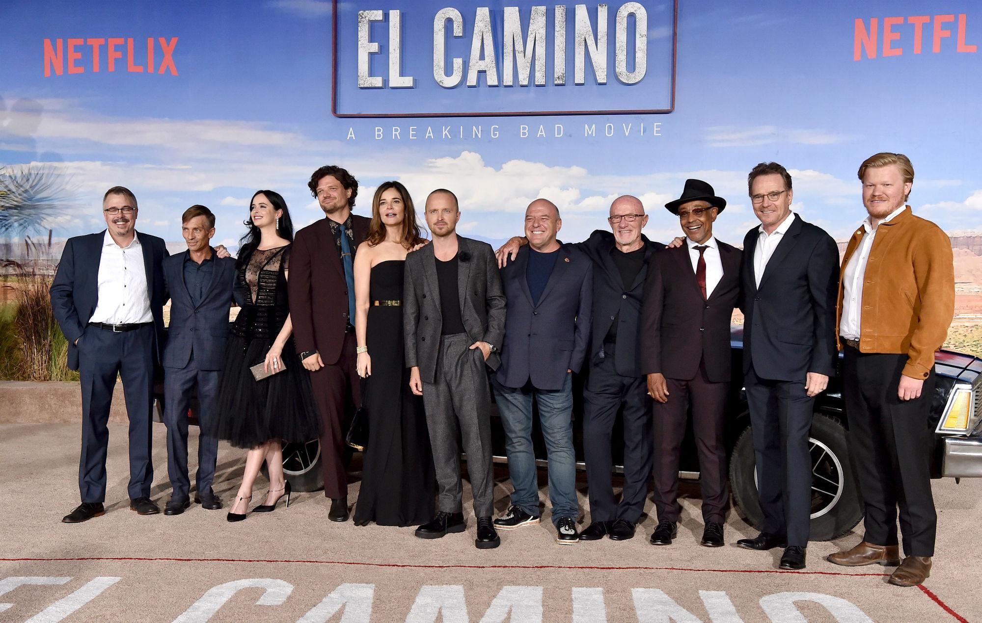 el camino a breaking bad movie\u0027 watched by over 25 million 1986 El Camino