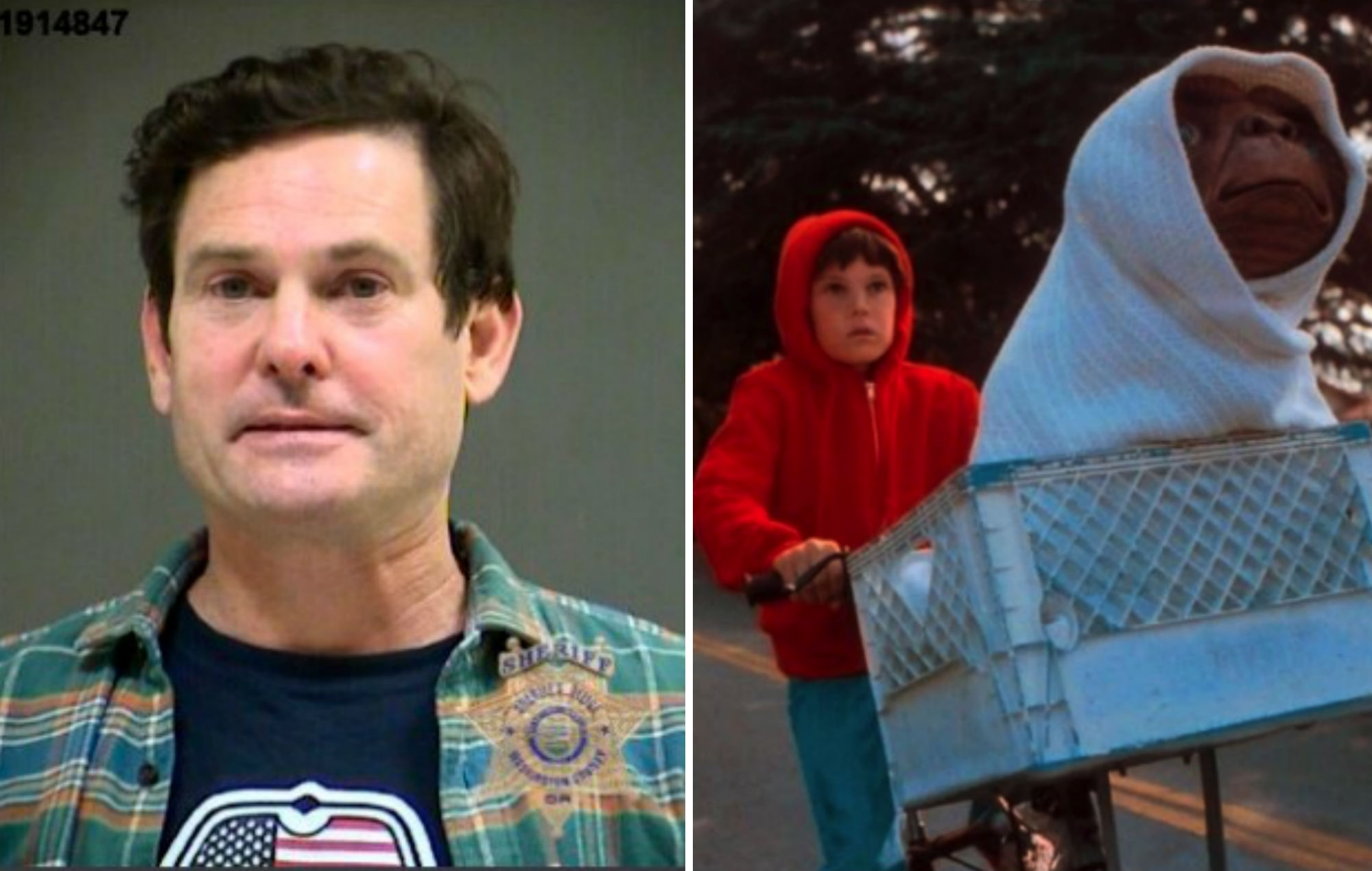 'E.T.' actor Henry Thomas arrested for allegedly driving under the influence