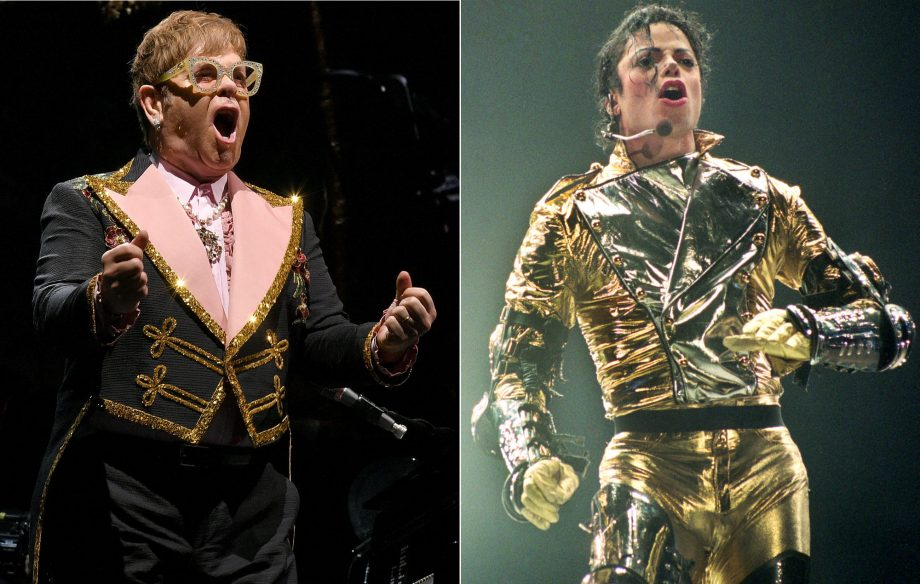 "Elton John on how he found Michael Jackson to be ""genuinely mentally ill"" and ""a disturbing person to be around"""