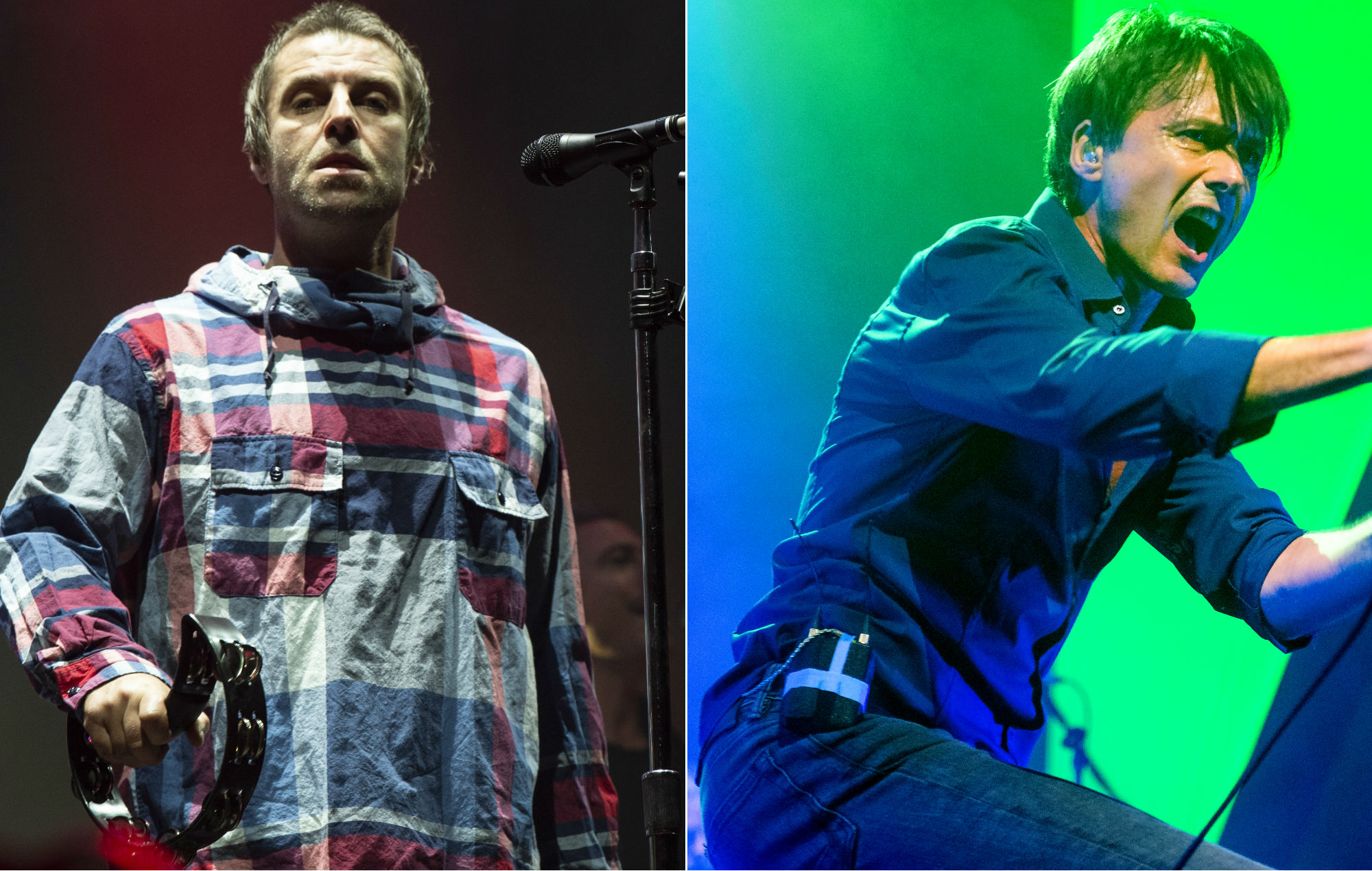 "Liam Gallagher hits back at Brett ""Burt"" Anderson's comments on Britpop"