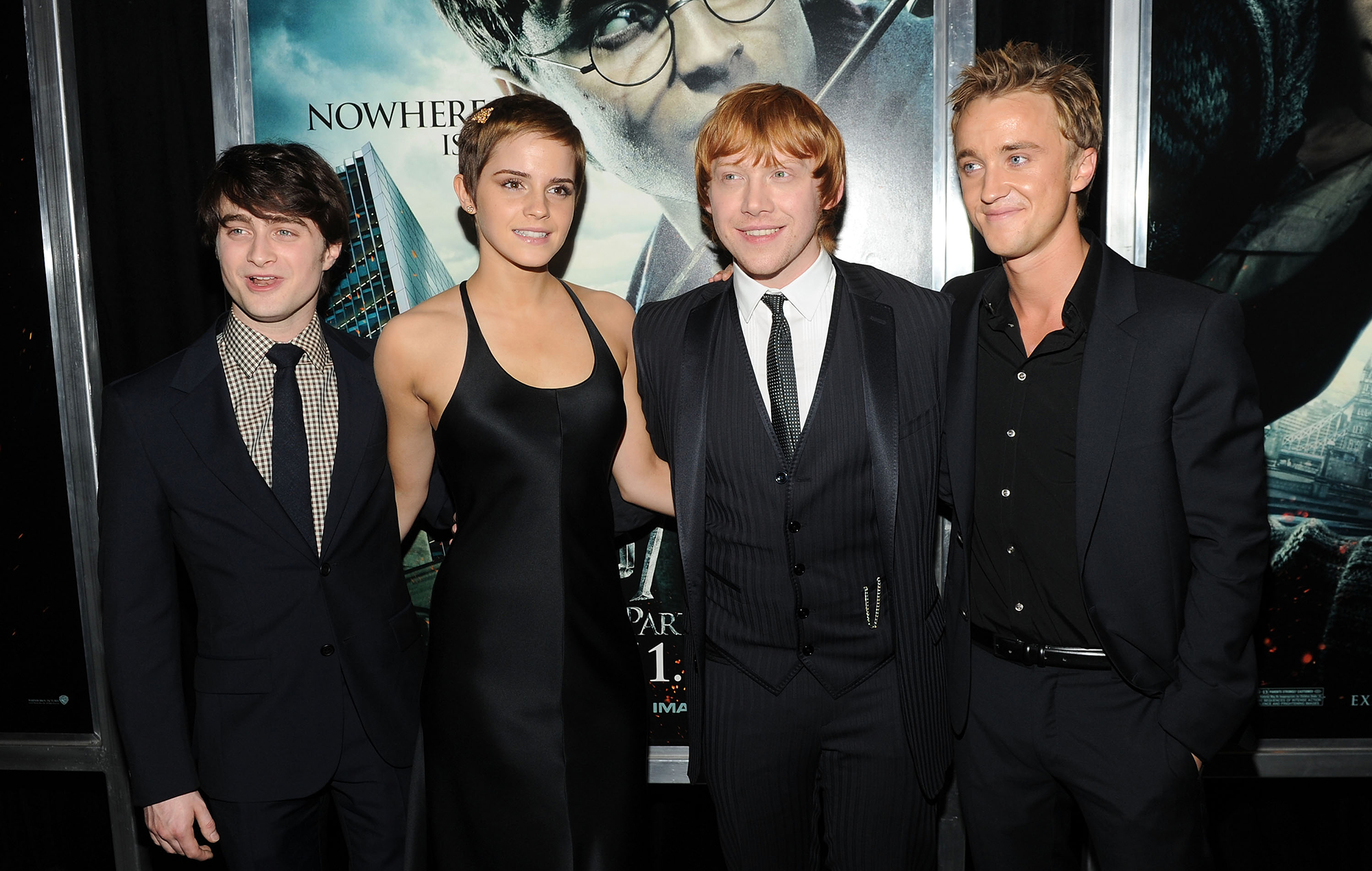 Harry Potter star Tom Felton shares adorable throwback video with Emma Watson and Daniel Radcliffe