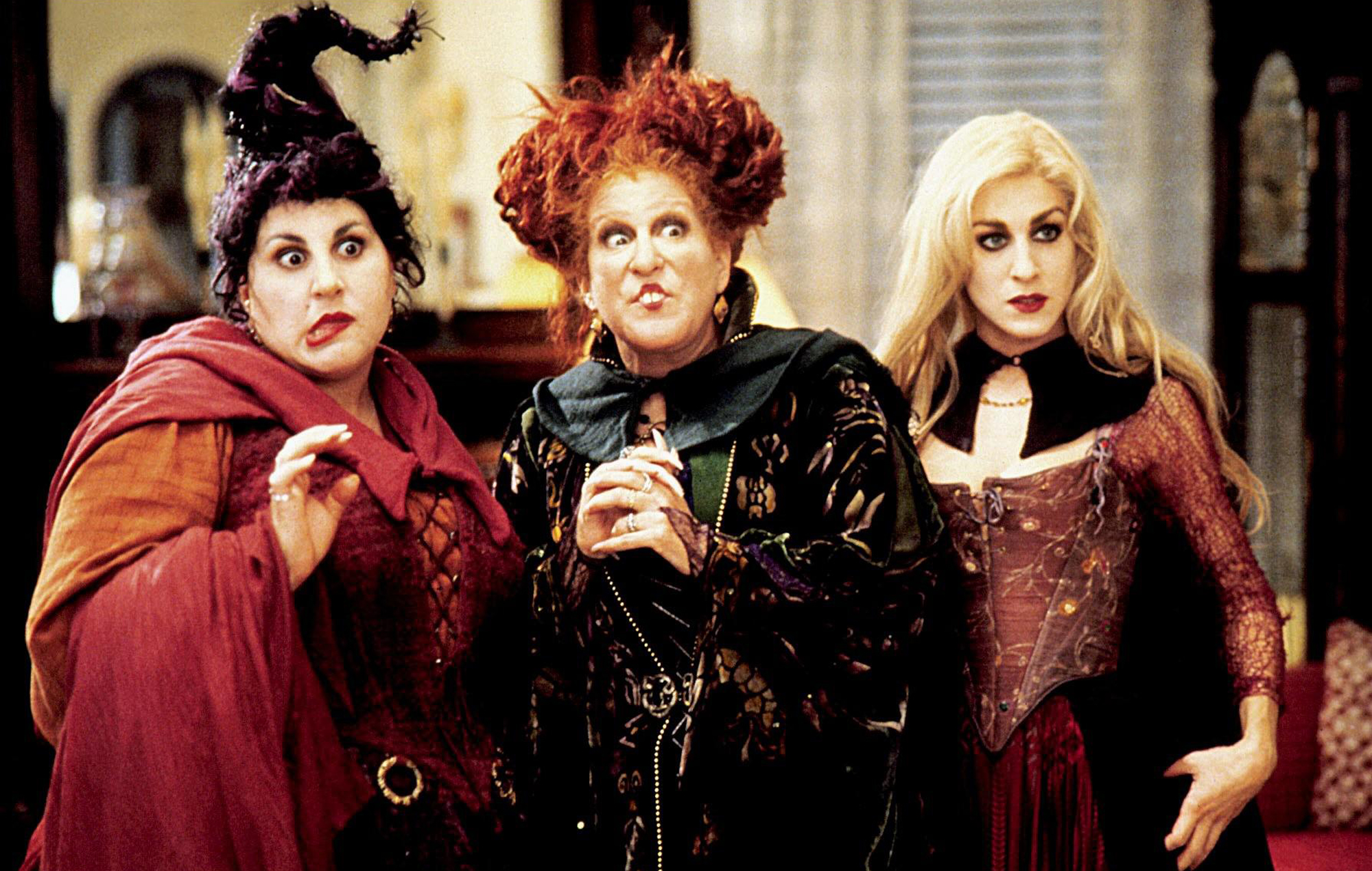 Sarah Jessica-Parker confirms original cast on board for 'Hocus Pocus' sequel - NME Live