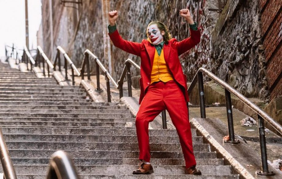 The Now Iconic Joker Steps In The Bronx Are Becoming A