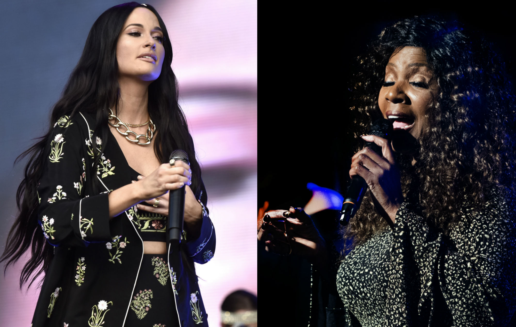 Watch Gloria Gaynor join Kacey Musgraves on stage to perform 'I Will Survive'