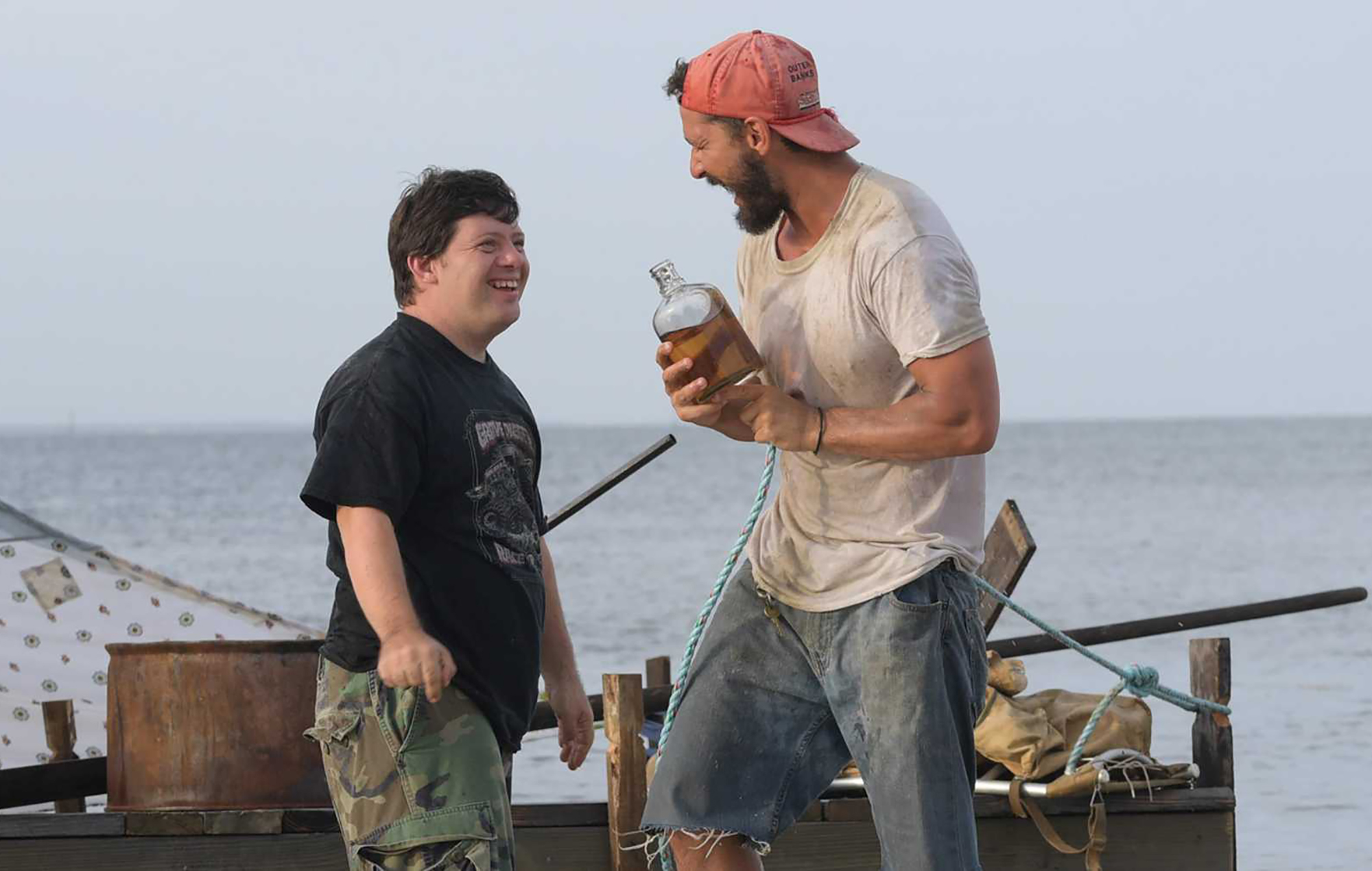 'The Peanut Butter Falcon' review: Shia LaBeouf shines in a wholesome indie about unlikely friendship