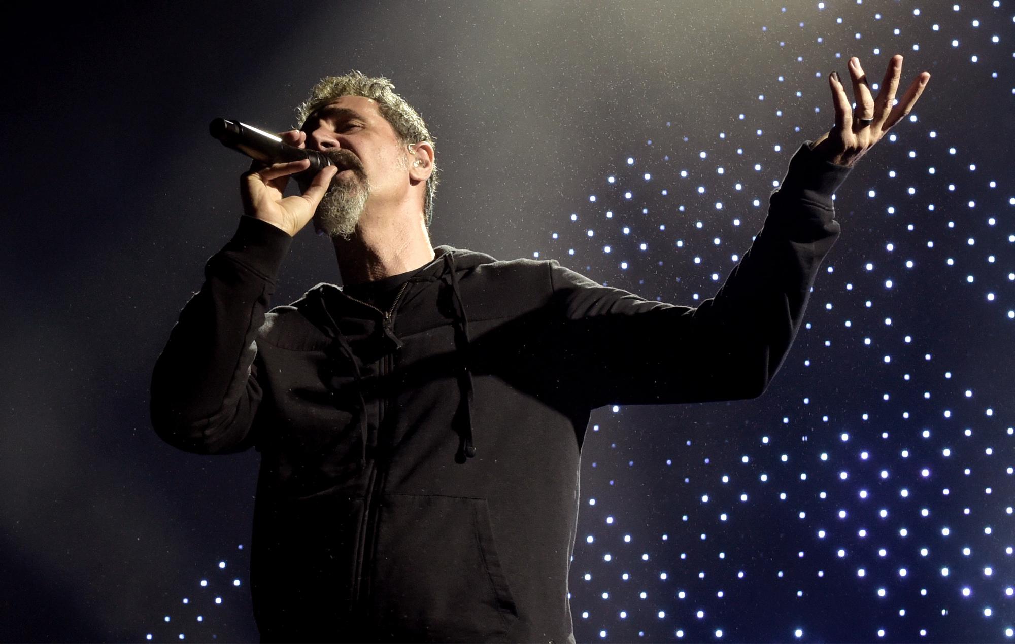 System Of A Down announce 2020 European tour