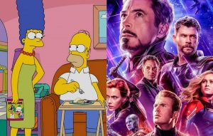 'The Simpsons' is planning a new 'Avengers'-themed episode
