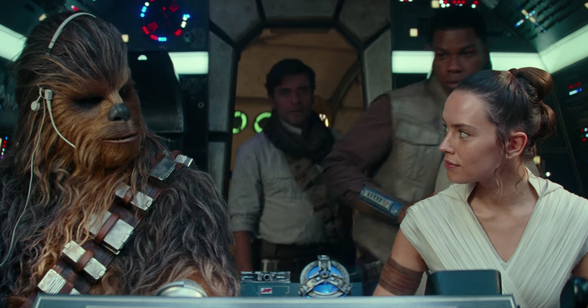 Watch the new trailer for 'Star Wars: The Rise of Skywalker'