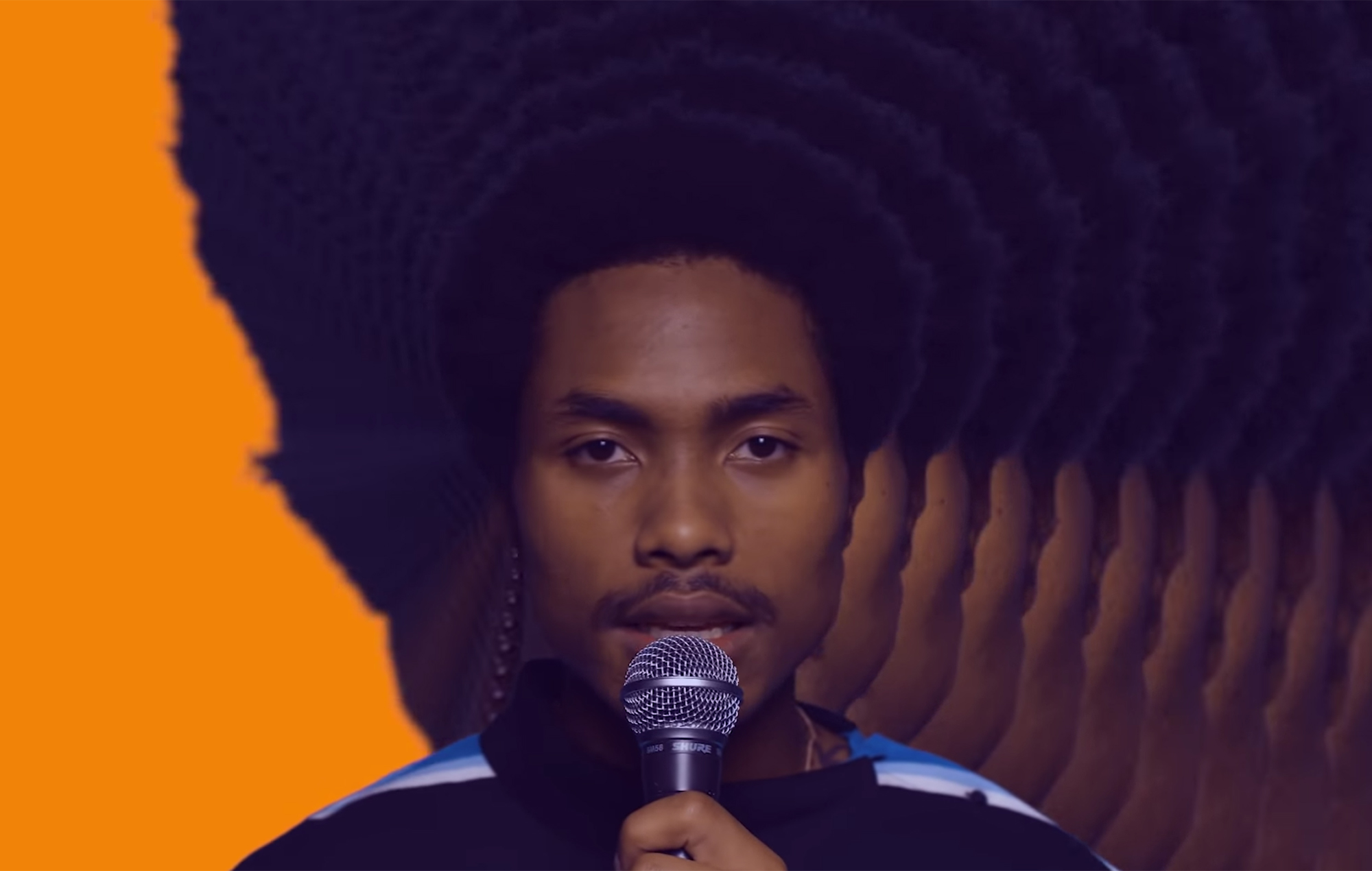 Steve Lacy shares groovy, colourful music video for Playground