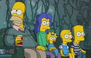 'The Simpsons' parody 'Stranger Things' in new 'Treehouse Of Horror' episode