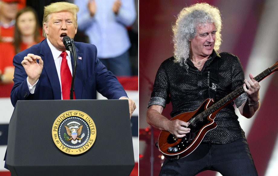 Queen block Donald Trump from using 'We Will Rock You' in campaign video