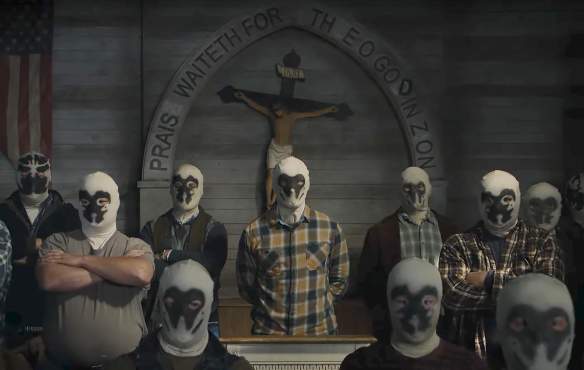 Watchmen S Ozymandias Identity Revealed In Latest Episode