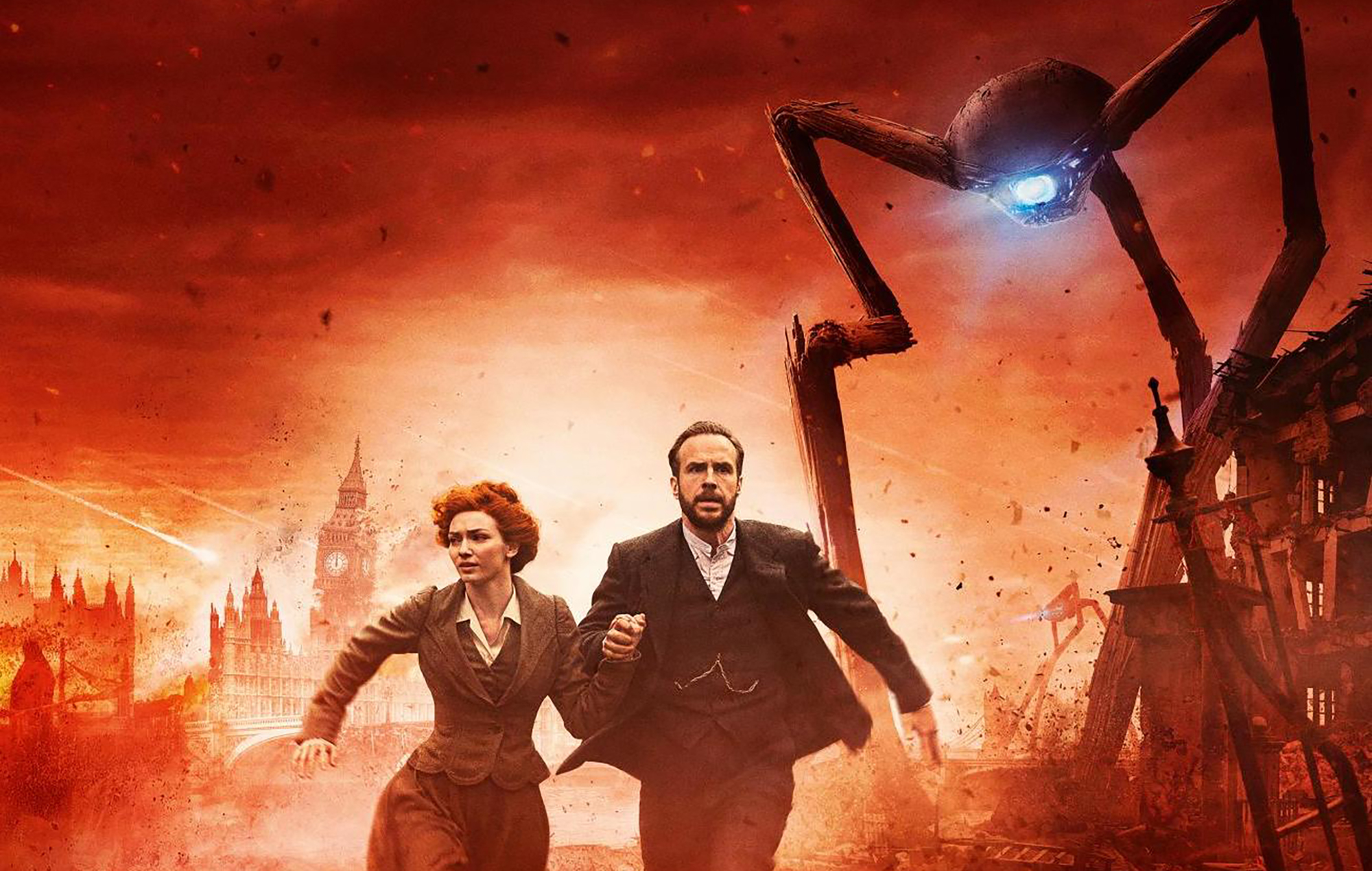 'The War of the Worlds' review: a slow, dim-witted take on a British sci-fi classic