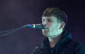 James Blake is planning some special piano shows