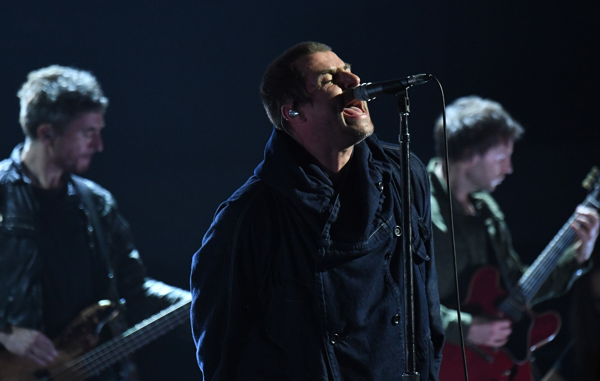 """Liam Gallagher fan reportedly left """"scarred for life"""" after being hit by flare at Sheffield gig"""