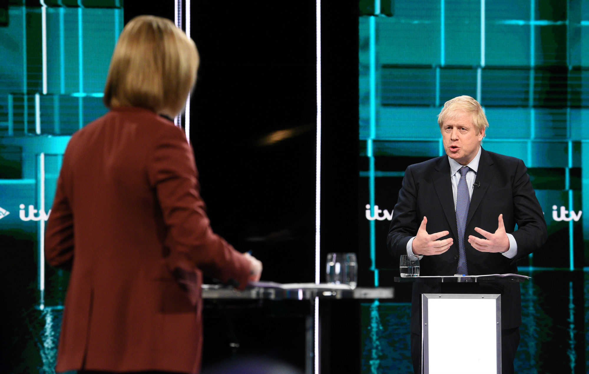 The leaders' debate was the most depressing televisual event since the '…Thrones' finale
