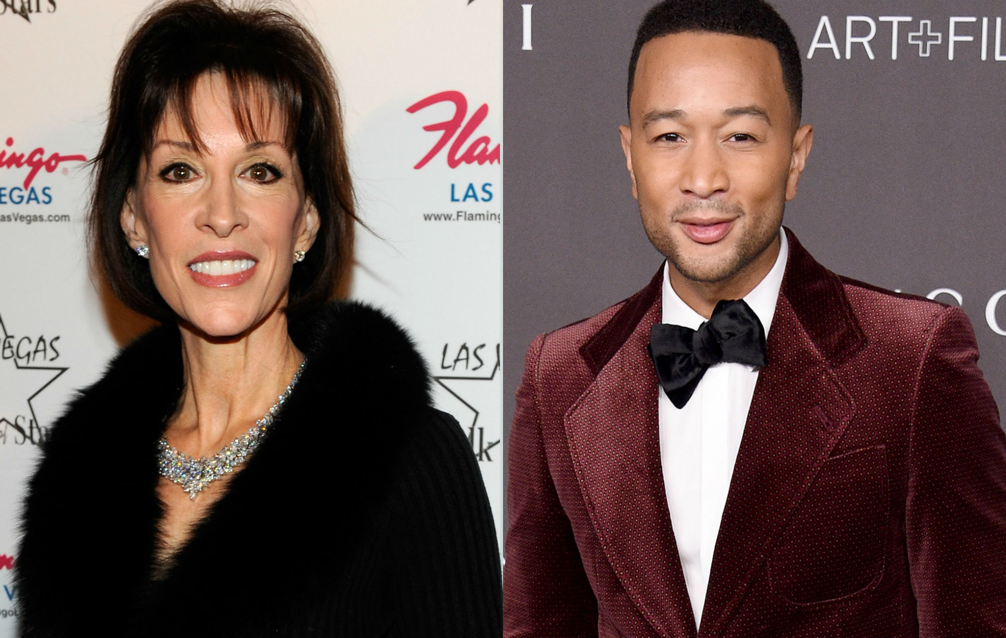 Dean Martin's daughter slams John Legend after changing 'Baby It's Cold Outside' lyrics