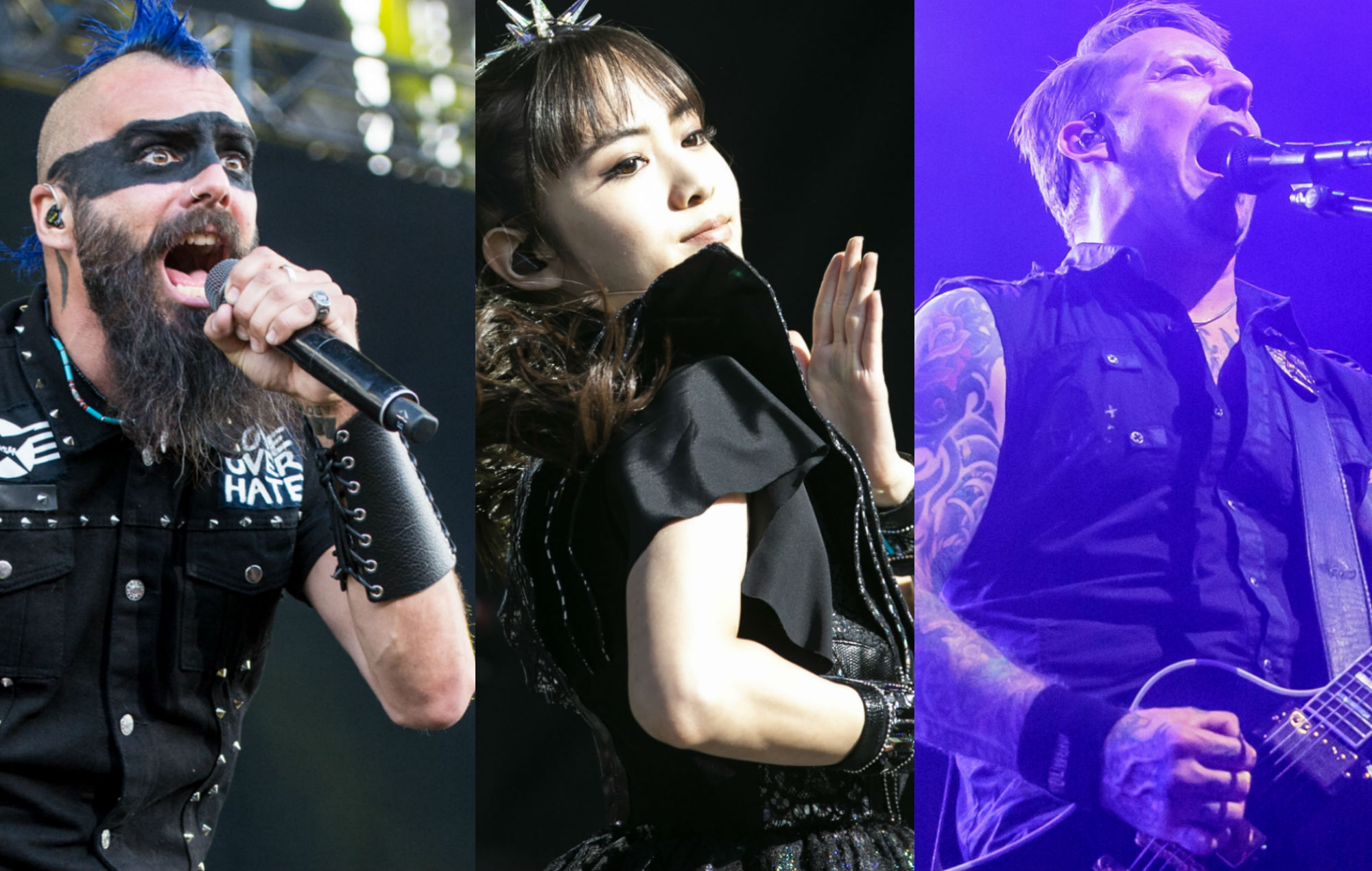 Download Festival adds BABYMETAL, Killswitch Engage and others to 2020 line-up