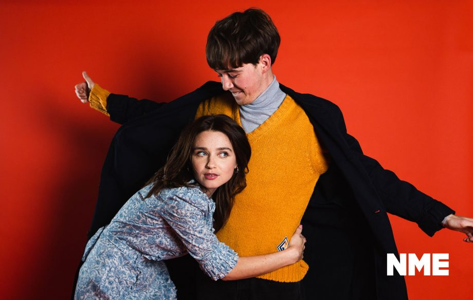 'The End Of The F***ing World' 2 – all of the photos from the NME shoot with Alex Lawther and Jessica Barden