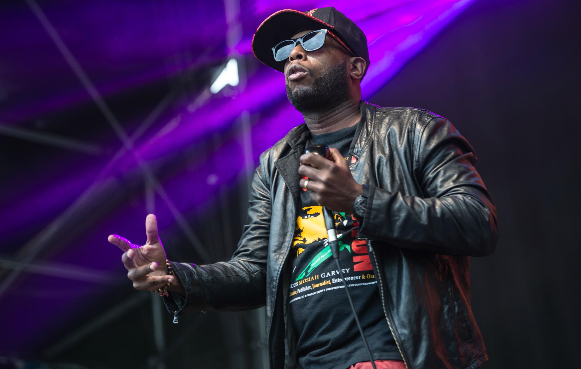 "Black Star's long-awaited new album is ""done"", says Talib Kweli"