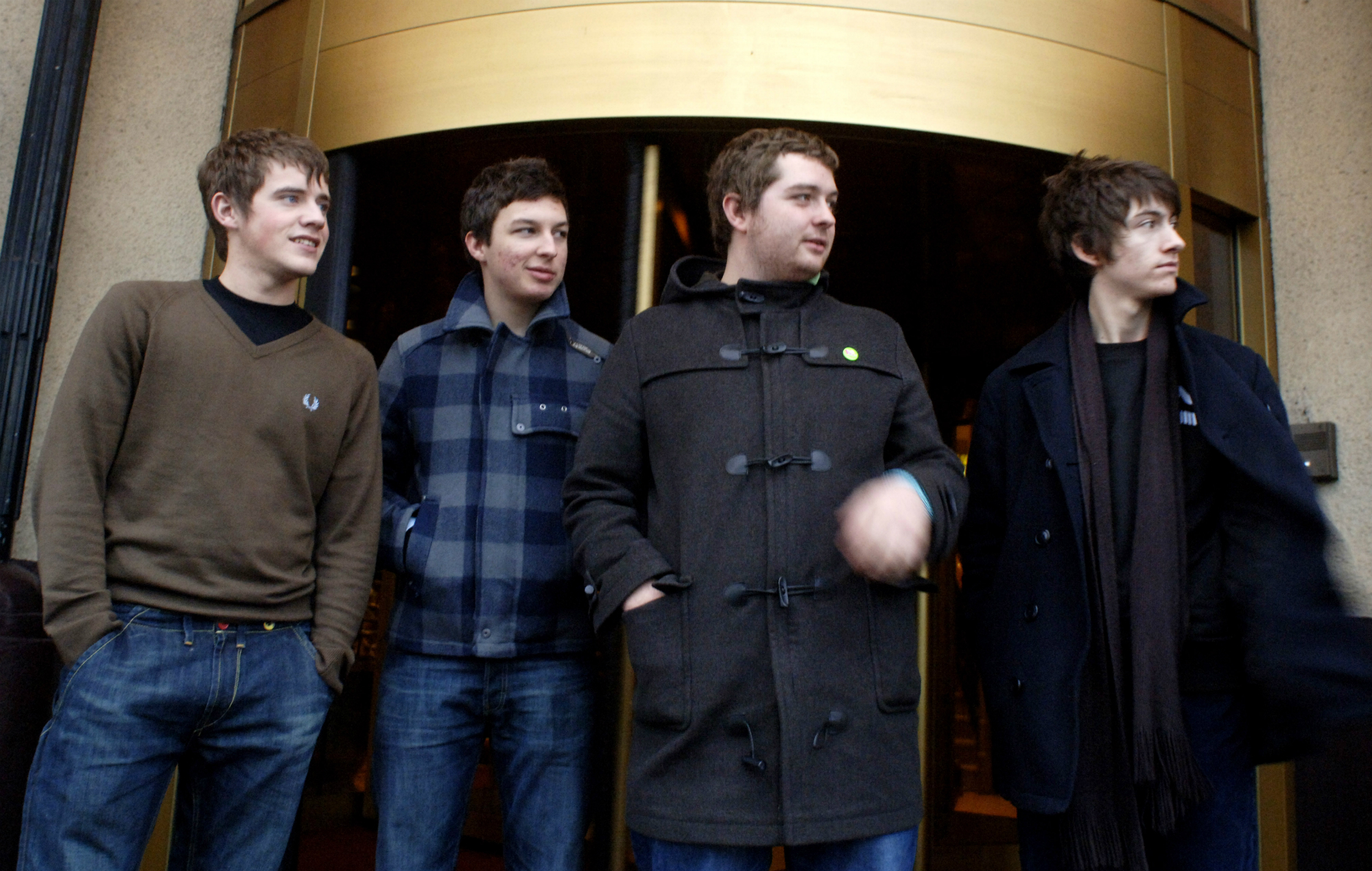 """Arctic Monkeys' former bassist Andy Nicholson considered suicide following """"soul-destroying"""" departure"""