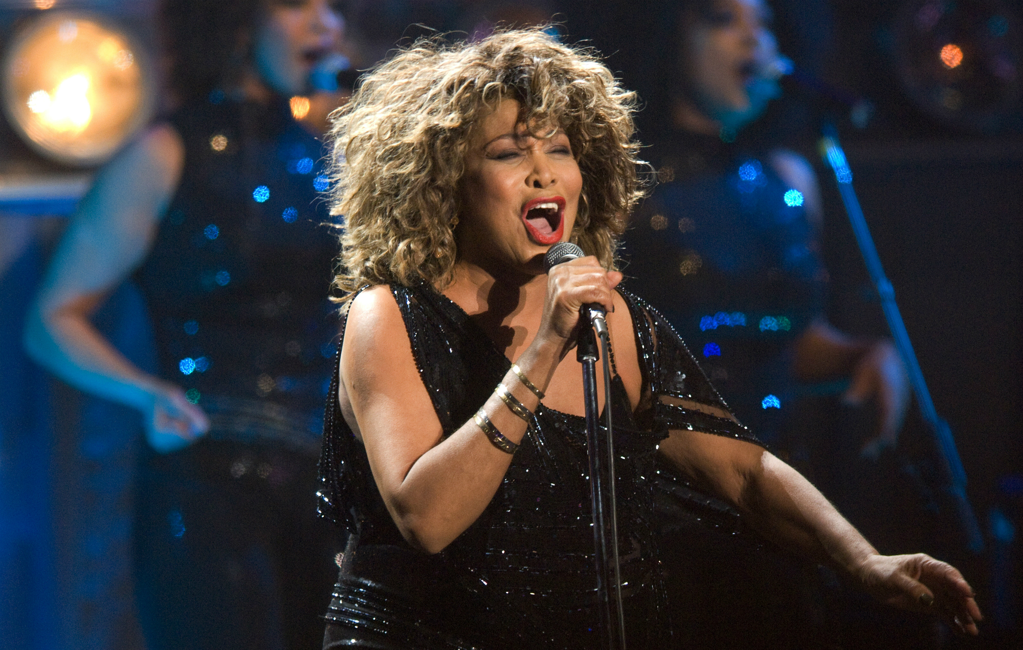 Tina Turner shares rare message with fans to mark 80th