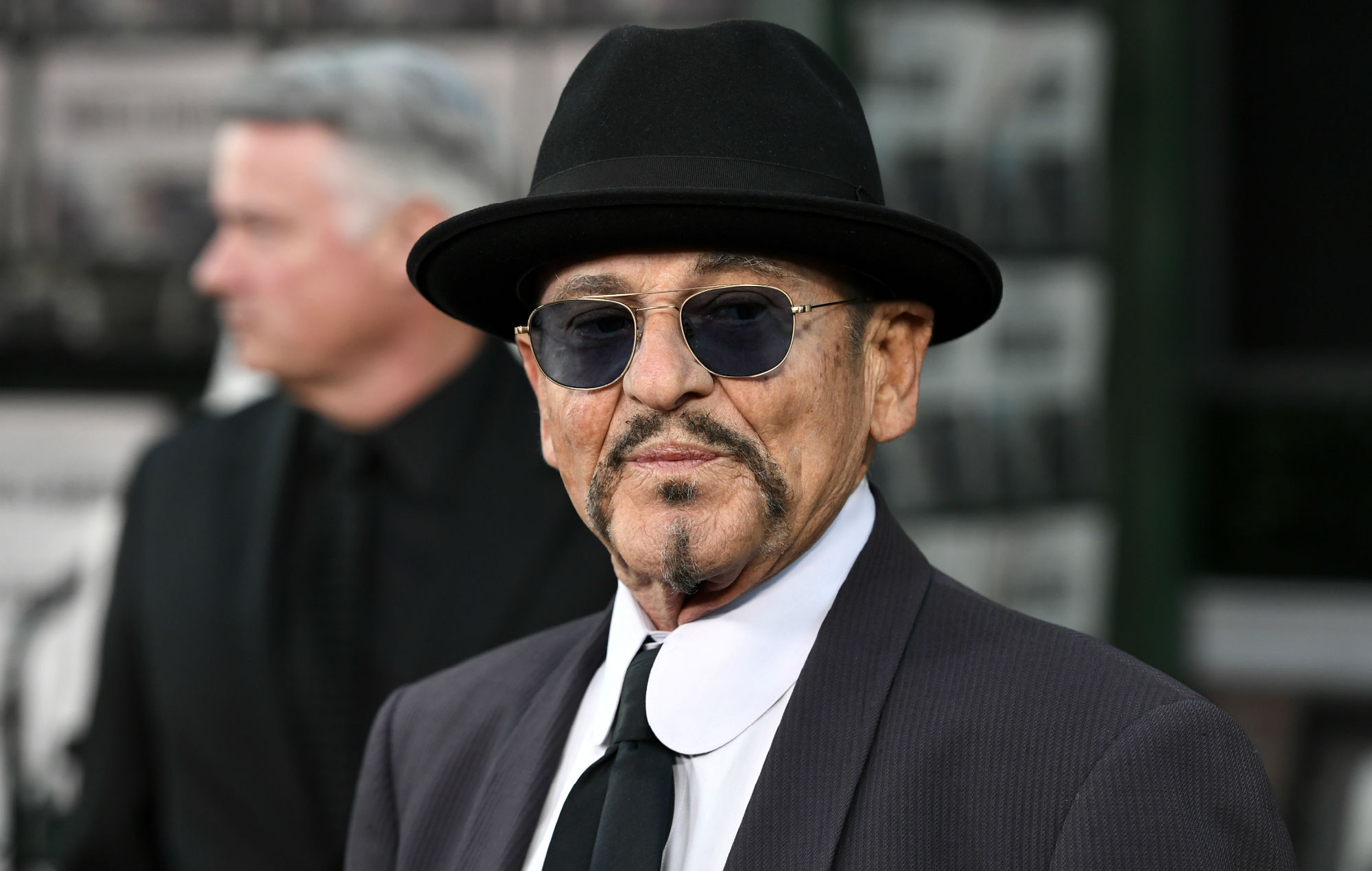 Joe Pesci has announced he's releasing his first new album in 21 years