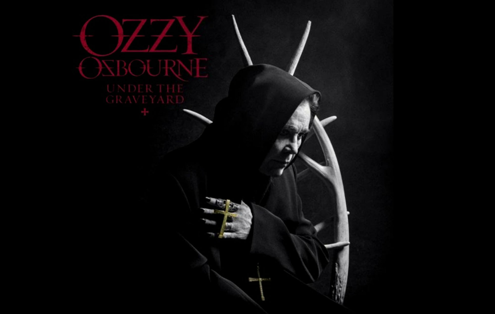 Ozzy Osbourne faces up to mortality on new single 'Under The Graveyard' – listen