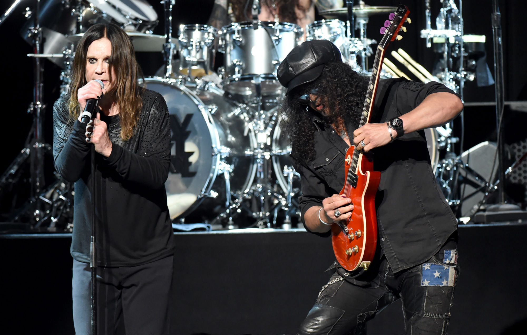 Listen to Ozzy Osbourne's thunderous new track featuring Slash – 'Straight to Hell'
