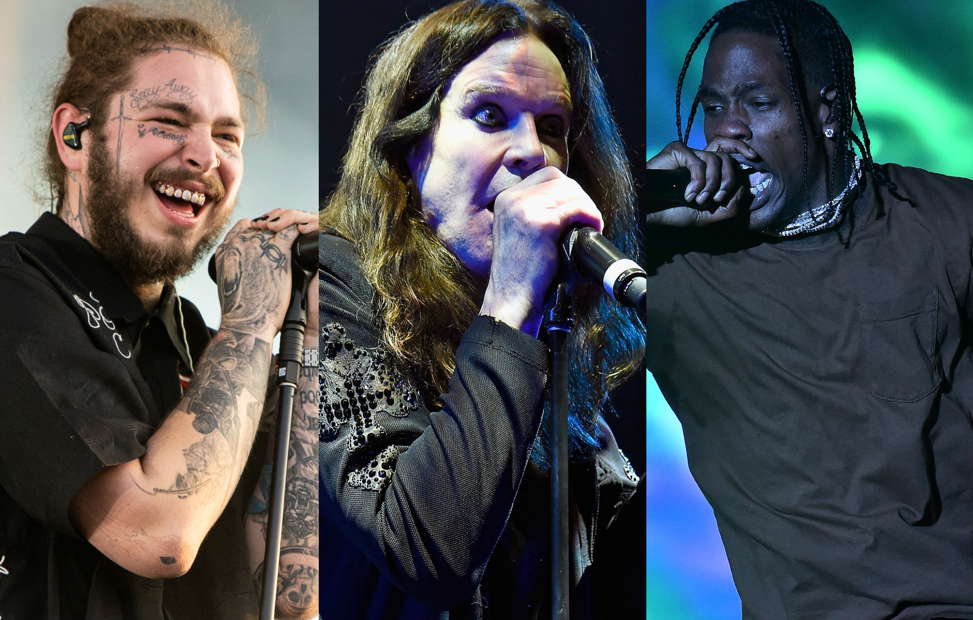 Ozzy Osbourne to make live comeback with Post Malone and Travis Scott at the American Music Awards