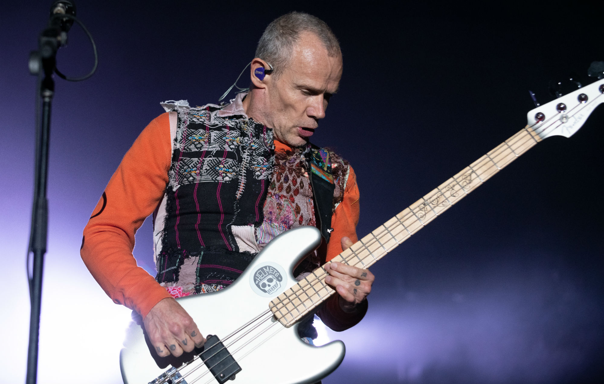 """He's looking to be the alpha"": Flea hints at conflicted relationship with Red Hot Chili Peppers' bandmate, Anthony Kiedis"