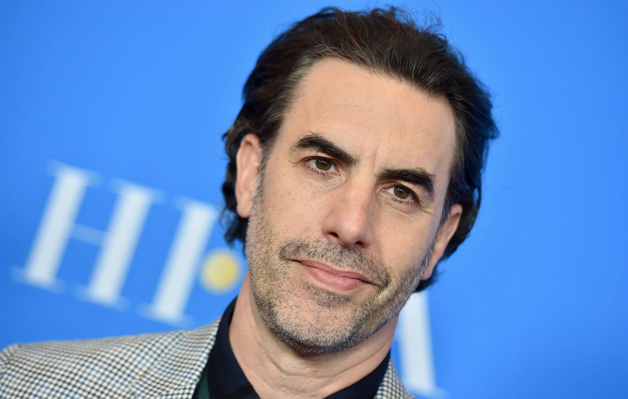 "Sacha Baron Cohen: internet giants ""the greatest ...Sacha Baron Cohen"