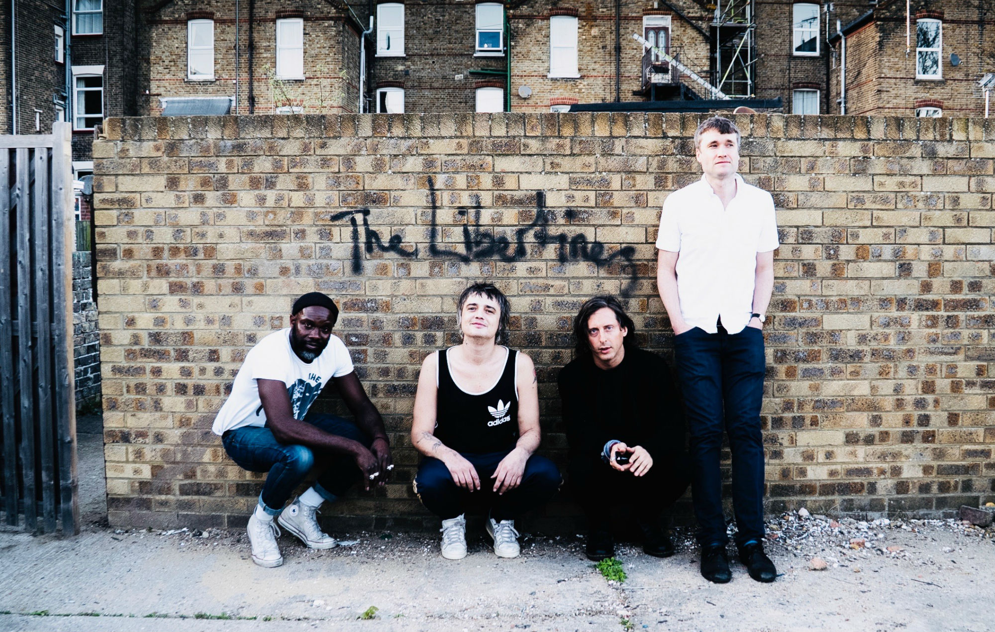 Chin chin! The Libertines have launched their own craft gin