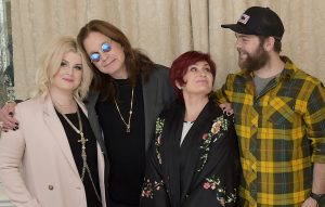 """The Osbournes are the """"closest"""" they've ever been to reviving hit TV show, says Kelly Osbourne"""