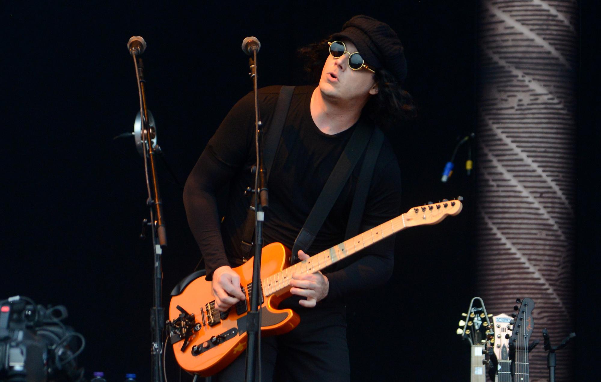 The Raconteurs announce new 'Live in Tulsa' triple LP